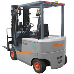 2.5 Ton Electric Forklift Truck