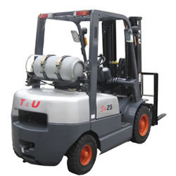 Petrol Engine Forklift, Gasoline Engine Forklift 2-3.5 Ton